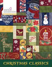 Anita Goodesign Autumn Box Set Embroidery Machine Design CD NEW BX018
