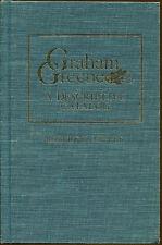 Graham Greene: A Descriptive Catalog by Robert H. Miller-1st Edition-1979
