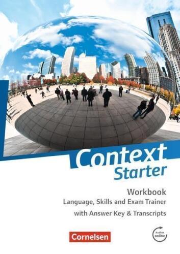 1 von 1 - Context Starter Workbook mit Answer Key and Transcripts, ISBN 9783060334643