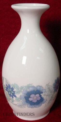 Wedgwood China Clementine R4445 Pattern Bud Vase 5 Ebay