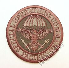 United States Special Operations Command Pacific Patch (Desert)