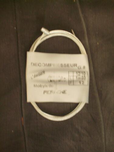 Cable décompresseur Perache G.8-12//10-1m60 F12  neuf emballé