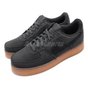 Detalles acerca de Nike Air Force 1 07 LV8 estilo AF1 Negro Goma Marrón Zapatos deportivos para hombre AQ0117 002 mostrar título original