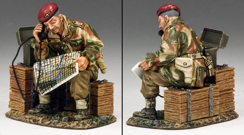 King & Country Operation Markt Garten MG034 Britisch Abs. Major Friedrich Gough