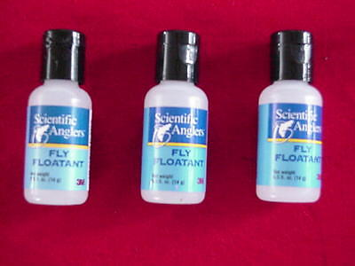 1 Gehrke/'s GINK Dry Fly Gel Floatant ONE BOTTLE GREAT NEW
