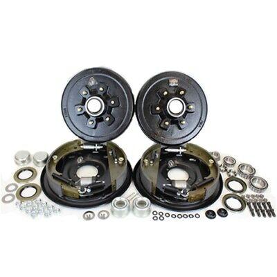 Trailer Axle Hydraulic Brake Kit 5-4.5 Bolt Circle Southwest Wheel 3,500 lbs