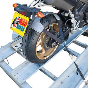 Motorrad Transport Krawatte unten Ratsche Gurtsystem Reifen Reparatur