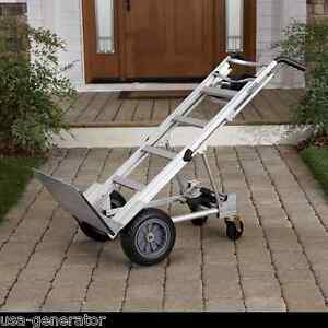 Moving equipment hand truck appliance cart furniture dolly for Furniture hand truck