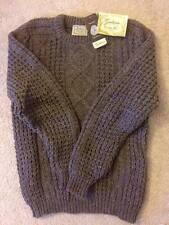 Highest Qality Irish Handloomed Wool Sweater