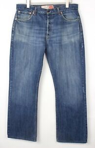 Levi's Strauss & Co Hommes 210 Jeans Jambe Droite Taille W38 L32
