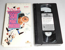 Son Pink Panther VHS 1993 Roberto Benigni Comedy Kidnapped Princess Rescue