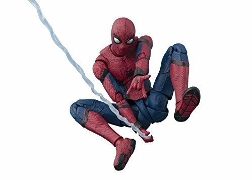 Bandai Tamashii S.H. Figuarts Spider-Man Homecoming 145 mm Action Figure Japan