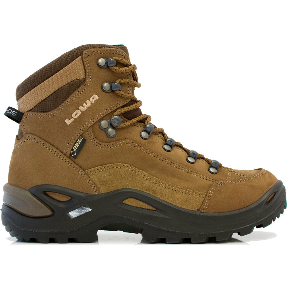 Lowa Renegade GTX Mid Womens Boot Taupe/Sepia