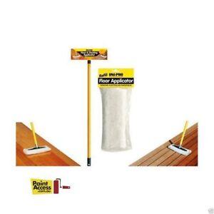 Uni-Pro-Floor-Applicator-Block-Handle-amp-Applicator-Pad-Complete-PERFECT-FOR-DECK