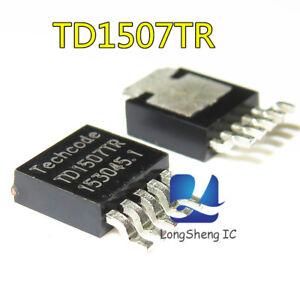 10PCS-TD1507TR-2-5A-150KHZ-PWM-Buck-DC-DC-Converter-TO252-5