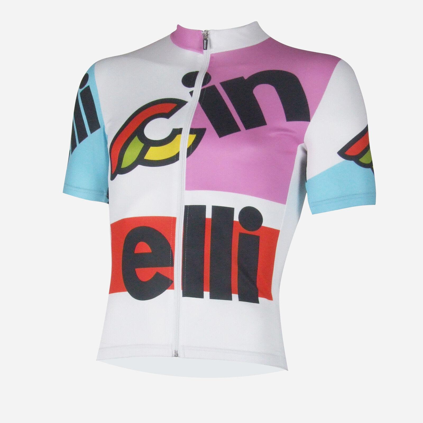 Cinelli Cycling Jersey by Santini