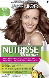 Garnier haarfarbe schaum
