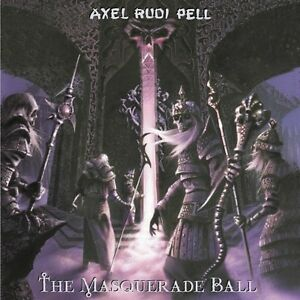 AXEL-RUDI-PELL-034-THE-MASQUERADE-BALL-034-CD-NEU