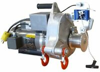 Portable Ac Electric Pulling / Lifting Winch - Pct1800-60hz-p