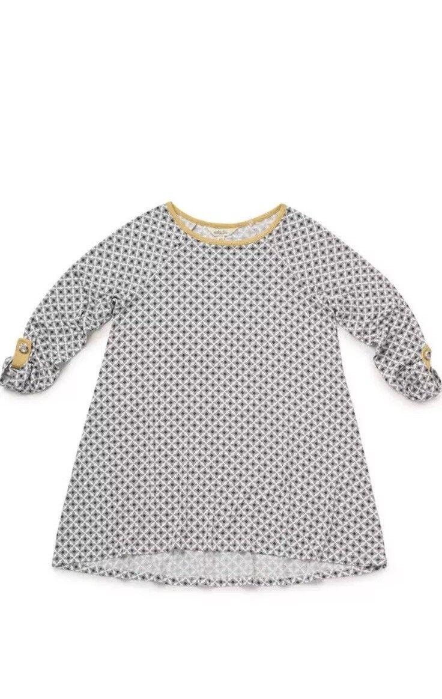 Matilda Jane Make Believe Starstruck Tee Top Woman Größe Small New NWT In Bag