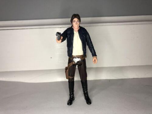 "Neuf Star Wars Han Solo 3.75/"" Force Link Figure-loose"