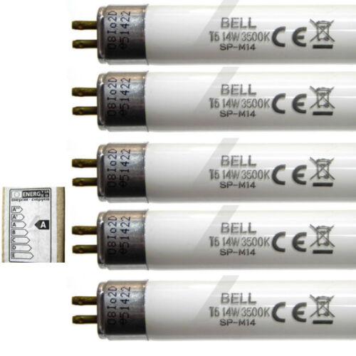 """14W T5 549mm Fluorescent Tube 22/"""" White Lamp Strip Light Bulb Lamp 14 Watt BELL"""