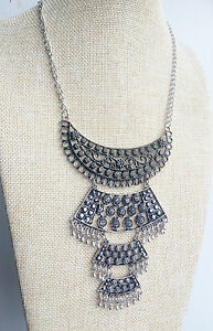 Silver-Free-Spirit-Kuchi-Bohemian-Burning-Man-Banjara-Bohemian-People-Necklace