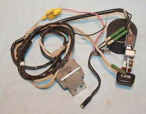 [SCHEMATICS_48YU]  74 75 76 Ford Pinto rear defrost wire harness switch | eBay | 76 Ford Wire Harness |  | eBay