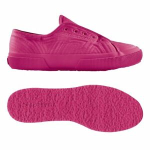 Superga Scarpe ginnastica 2750SATINW GERALDINA Donna Chic GIA Sneaker
