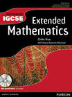 Heinemann IGCSE Extended Mathematics Student Book with Exam Cafe CD by Colin Nye (Mixed media product, 2009)