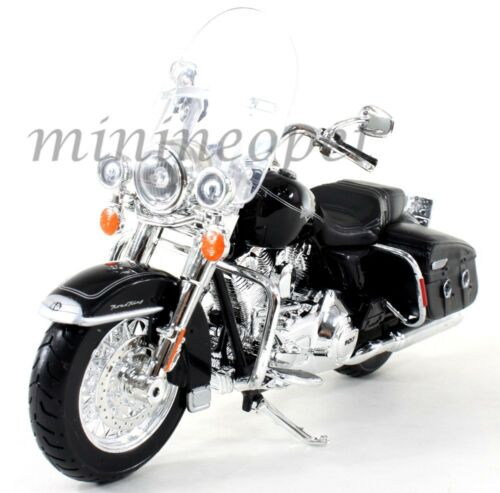 MAISTO 32322 HARLEY DAVIDSON 2013 FLHRC ROAD KING CLASSIC MOTORCYCLE 1//12 BLACK