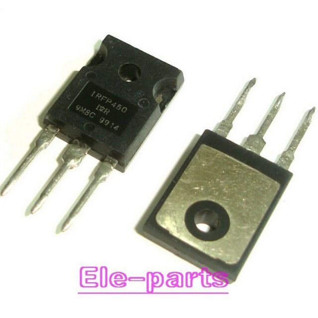 10pcs IRFP460 IRFP 460 N-Channel Power MOSFET