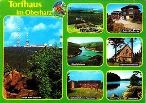 Torfhaus im Oberharz ,Ansichtskarte - Schwerin, Deutschland - Torfhaus im Oberharz ,Ansichtskarte - Schwerin, Deutschland