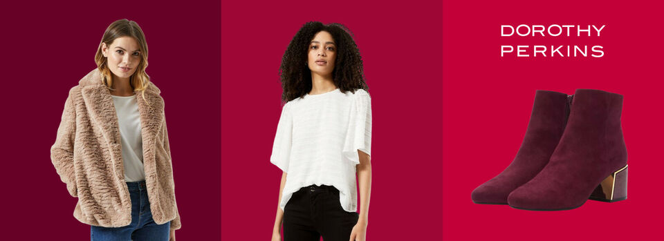Shop now - Up to 70% off Dorothy Perkins