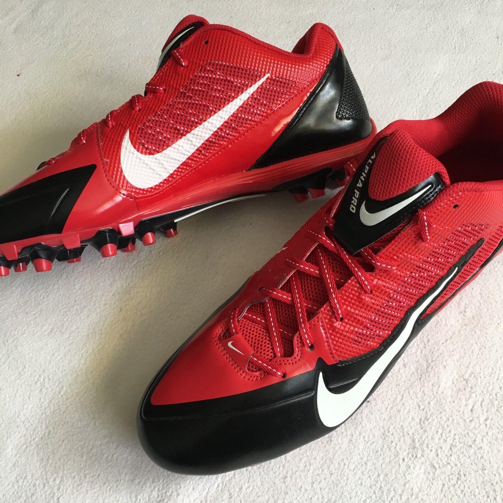 Nike Alpha Pro TD NFL Atlanta Falcons