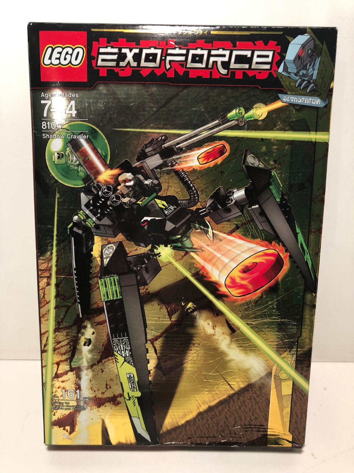 LEGO - EXO-FORCE  8104 Retired