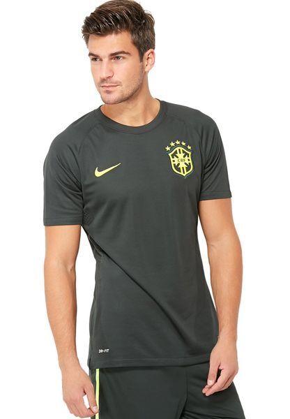 NIKE BRAZIL THIRD 3RD JERSEY FIFA WORLD CUP BRASIL 2014 SZ M   575284 337