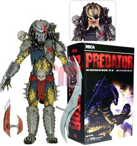 NECA-Scarface-Concrete-Jungle-Predator-7-034-Action-Figure-Ultimate-Game-Predators