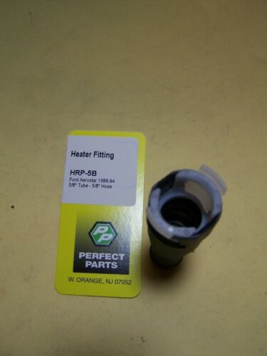 """1986-1994 FORD FORD AEROSTAR 5//8/"""" TUBE AND 5//8/"""" HOSE HEATER HOSE CONNECTOR"""