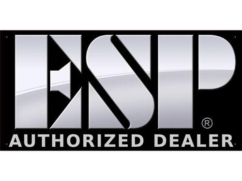 vn2071 ESP Guitar Lounge Live Music Display Banner Sign