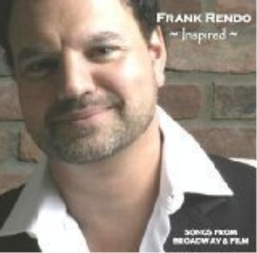 Frank Rendo-Inspired: Songs From Broadway & Film (US IMPORT) CD NEW