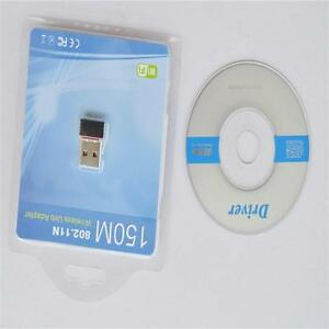 150Mbps-Wifi-Wireless-Adapter-Mini-WLAN-USB-Network-Dongle-Adaptor-802-11-bgn-W
