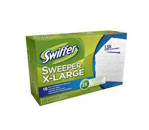Swiffer-Sweeper-X-Large-Dry-Sweeping-Cloths-Refills-Unscented-16-ea-Pack-of-2