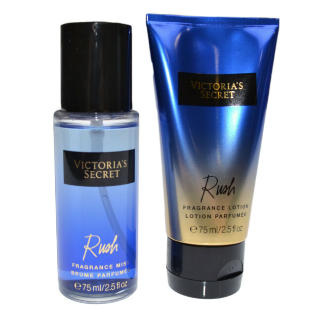 88c2e994883 Victoria s Secret Rush Lotion   Fragrance Mist Gift Set for sale online