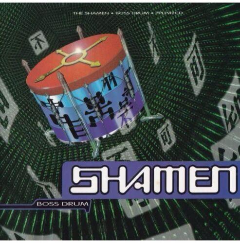 1 of 1 - BOSS DRUM - The SHAMEN - CD Like New