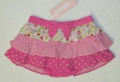 NWT GYMBOREE MINI BLOOMS Skirted Tiered Bloomers