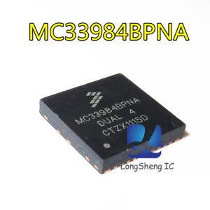 1PCS-MC-33984-BPNA-Encapsulation-QFN-double-Intelligent-a-courant-eleve-auto-NEUF