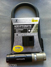"KRYPTONITE U-LOCK 4""x 9"" Security Level 5 NEW Bicycle Lock Bike"