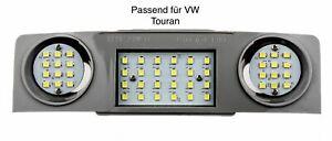 Led Innenraumbeleuchtung Lichtpaket Innenraum Lampe Vorne Fur Vw Touran Ib21 Ebay