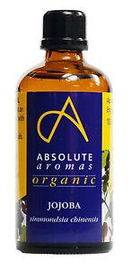 Absolute-Aromas-Organico-Aceite-Jojoba-100ml-Aceite-Vehicular